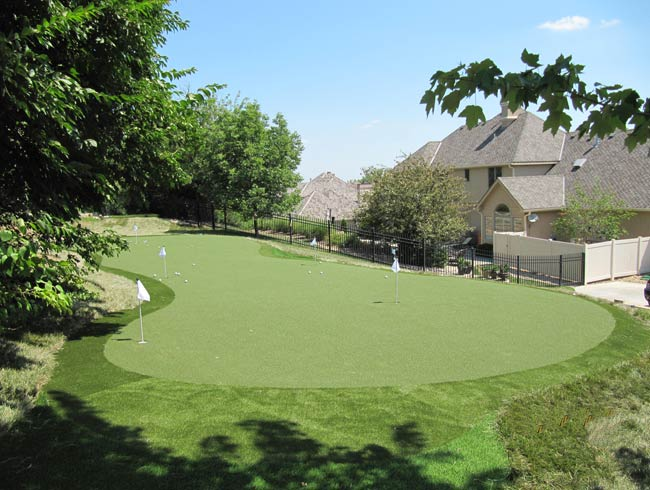 Golf Putting Greens